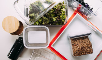Fridge Organization: How I Store my Produce & Fridge Items