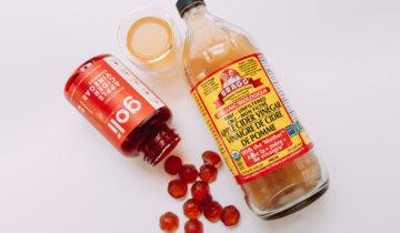 KG Loves Apple Cider Vinegar