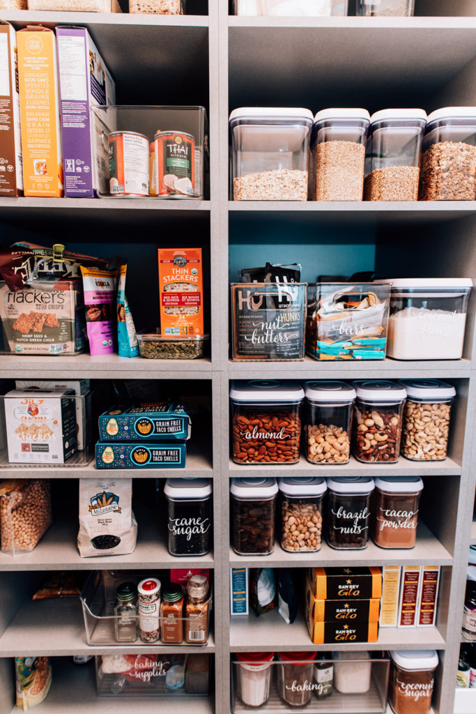 GLWGRLS How I Organize My Pantry