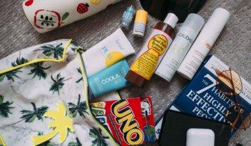 KG's Beach Bag Essentials