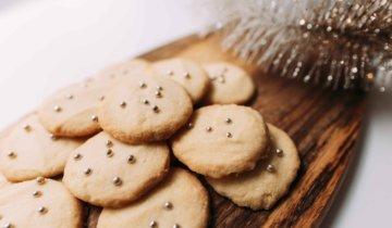 Treat Yourself Shortbread Cookies