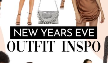 New Year's Eve: Outfit Inspo
