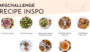 #KGChallenge: Recipe Inspo