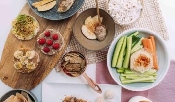 8 Healthy Go-To Snack Ideas