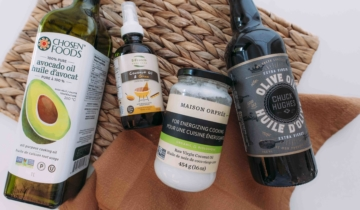 Healthy Oils to Cook with and Use