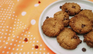 Plant Based Approved: Vegan Chocolate Chip Cookies