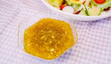 Tara's Maple Dijon Vinaigrette