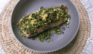 Easy Herb Salmon