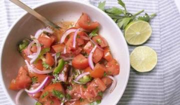 Avakian Family Tomato Salad