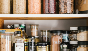 Healthy Foods: Pantry and Fridge Staples