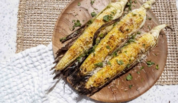 GLW Style Mexican Street Corn