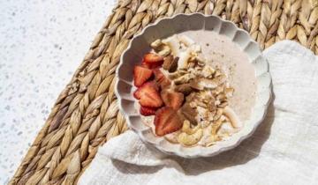 Almond Cashew Yogurt
