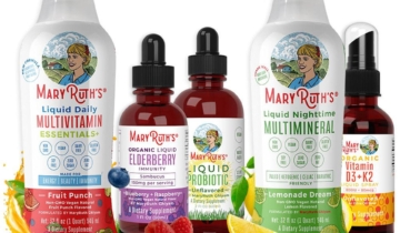 Currently Loving: Mary Ruth Organics