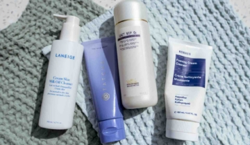 Kg's Favourite Cream Cleansers