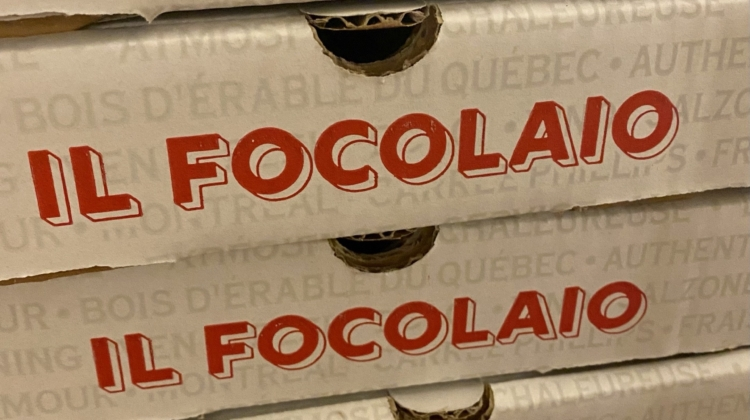 Il Focolaio: How to Order a Healthy Pizza in Montreal