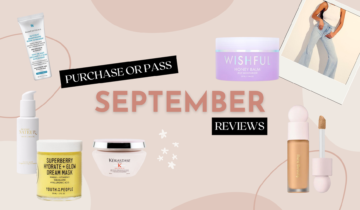 Purchase or Pass: September Reviews