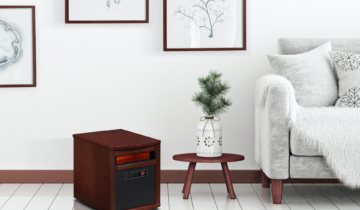 Currently Loving: Infrared Heater Humidifier